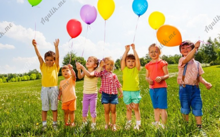Международный день защиты детей 1 ИЮНЯ