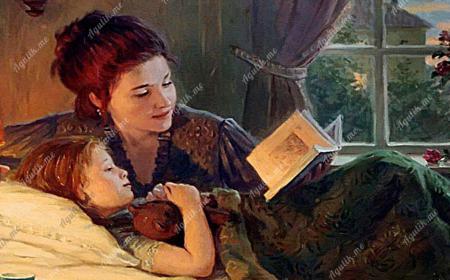 Сказка на ночь для детей