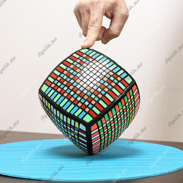 Самый большой кубик Рубика