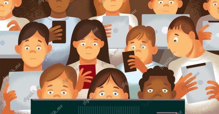 Зависимость от соцсетей